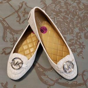 Michael Kors Lillie Moccasin Shoes NWOT